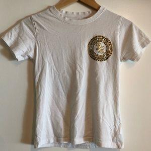 True Religion Cotton Crewneck White Teeshirt